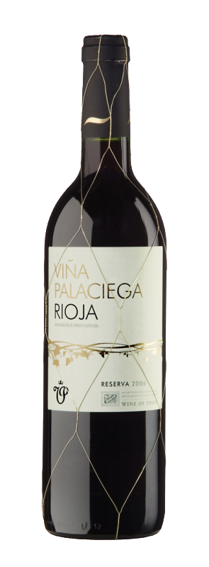 Our Wines Vina Palaciega